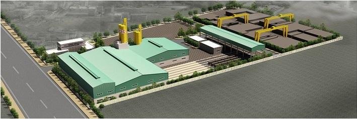 Nhà máy Sông Đáy - Hồng Hà Dầu Khí