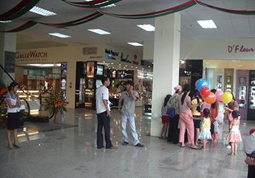 Hình ảnh gian hàng tại Hà Thành Plaza