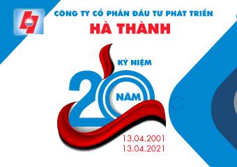 Lễ kỷ niệm thành lập HATHANHJSC 20 năm